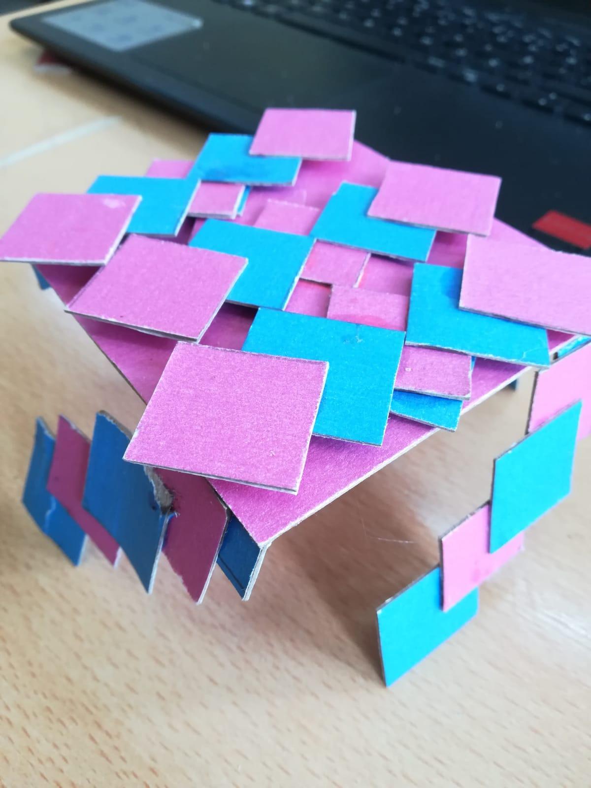 Geometrik Cisimlerden Nesne Tasarlama Etkinligi Ve Ornek